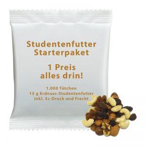15 g Erdnuss-Studentenfutter 5c Starterpaket