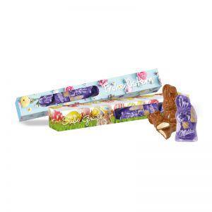 24 g Milka Hasenparade mit Werbedruck