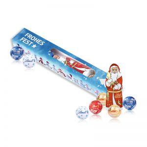 32 g Lindt Weihnachtsparade mit Werbedruck