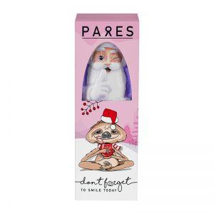 45 g Milka Weihnachtsmann in Sichtfensterkartonage mit Werbedruck