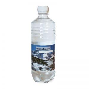 500ml Mineralwasser mit Logodruck