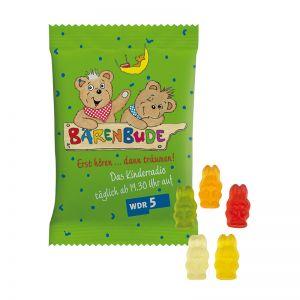6,5 g HARIBO Mini-Goldhäschen im Werbetütchen mit Logodruck