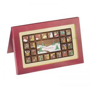 70 g Adventskalender Geschenkpackung Standard