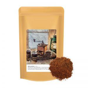 70 g Bio Kaffee gemahlen in Doypack mit Werbeetikett