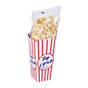 75 g Popcorn in der Box mit Werbedruck
