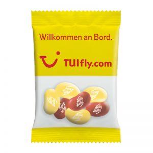 9 g Original Jelly Belly Beans im Werbetütchen mit Logodruck