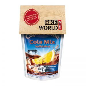 Capri-Sun Cola mit Werbereiter