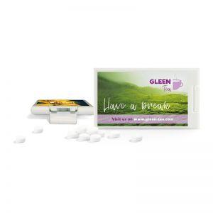 Cool Card kompostierbar mit Werbedruck