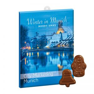 Economy Adventskalender Business mit Logodruck