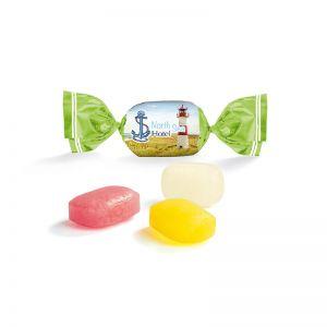 Express Bonbon im Werbewickel mit Logodruck