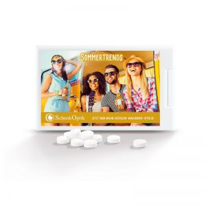 Express Cool Card Digital mit Werbedruck
