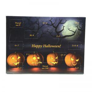 Halloween Kalender individuell bedruckt