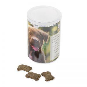 Hunde Leckerli-Dose mit Werbebanderole