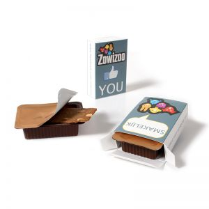Mandelkeks Werbe-Box