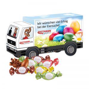 Oster Express Lindt Macarons mit Werbebedruckung