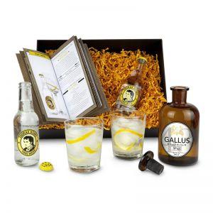 Präsent Gin Tonic Set Gallus 43