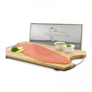 Präsent Gourmet Lachs-Geschenk