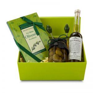 Präsent Kleine Olivenkunde