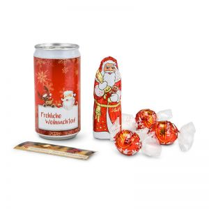 Präsent Lindt-Geheimnis - Santa