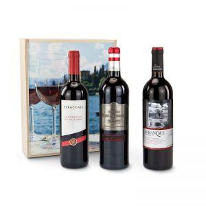 Präsent Mediterrane Weinreise