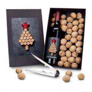 Präsent Wein-Ge-Nüsse