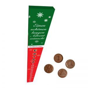 Promotion Adventskalender Meter mit Werbedruck