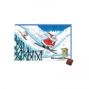 Promotion Mini Adventskalender 24 Türchen 17 g und Logodruck