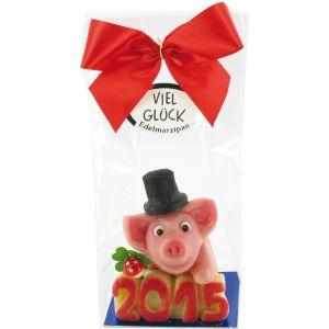 Schwein Beppi
