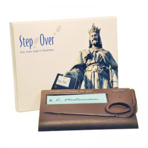 Step-Over Signatur-Pad