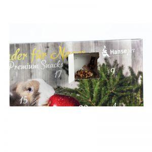 Tier-Adventskalender mit Wunschbefüllung und Werbedruck