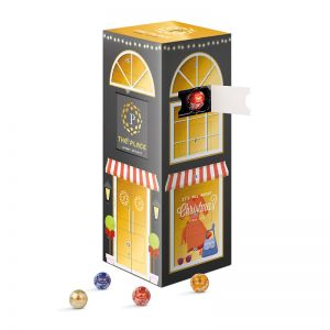 Tower-Adventskalender Lindt Lindor Mini-Kugeln