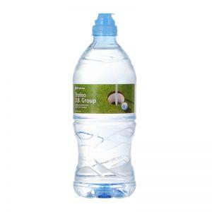 Wasserflasche 750 ml mit Logodruck