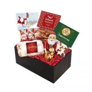 Weihnachts-Mix No 1 in Geschenk-Schatulle mit Werbeanbringung