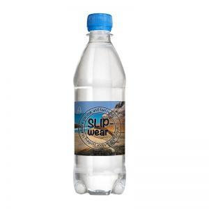 Werbe Quellwasser 500 ml Drehverschluss