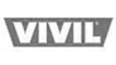Vivil Werbemittel zur süßen Werbung. Vivil mit Logo bedrucken lassen