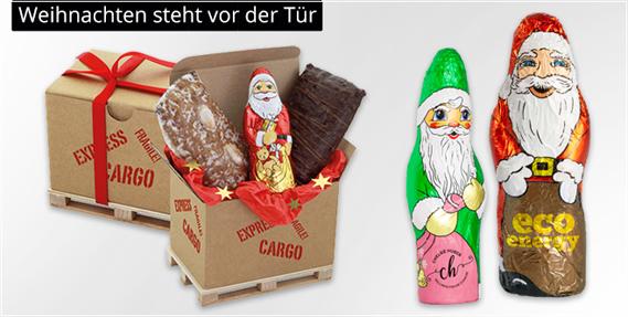 Werbeartikel zu Weihnachten mit Logodruck als Werbemittel für jedes Event