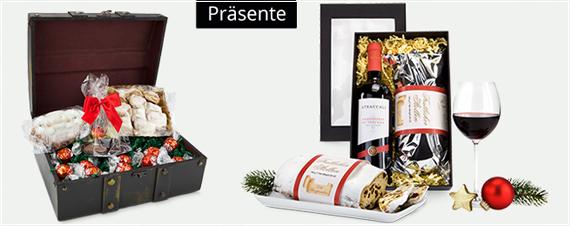 Weihnachtliche Präsente mit Logo bedrucken und werben